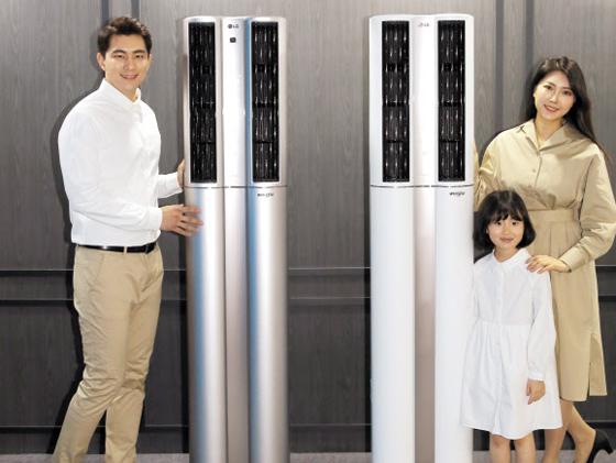 온도 조절·필터 청소 스스로 하는 에어컨