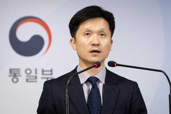 이상민 통일부 대변인./연합뉴스