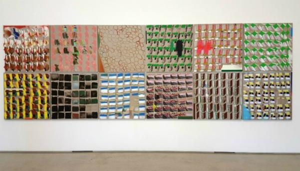 2016년 '들과 새와 개와 재능'에 이어 PKM 갤러리에서 열린 개인전 '노동요;흙과 매트리스와 물결'. 그는 지금까지 국립현대미술관, 삼성미술관 플라토, 아트선재센터, 성곡 미술관, 쾰른 미하엘 호어바흐 재단 등에서 전시를 가졌다.