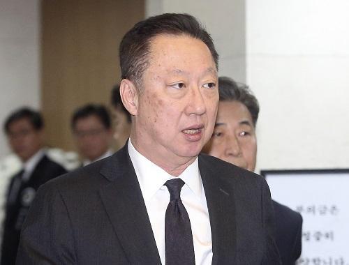 박용만 대한상공회의소 회장./연합뉴스