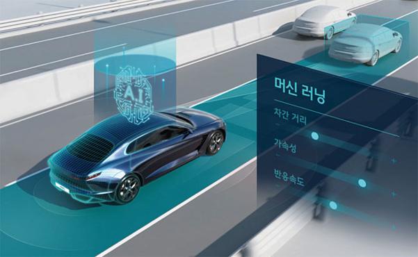 현대차는 지난해 10월 AI 기반의 부분 자율주행 기술을 세계 최초로 개발했다. /현대차