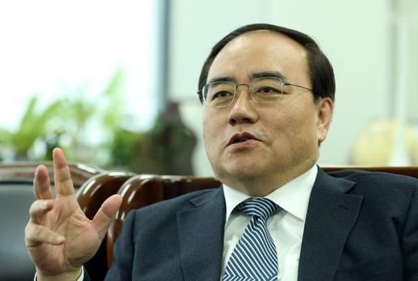 김성한 전 외교부 차관./박상훈 기자