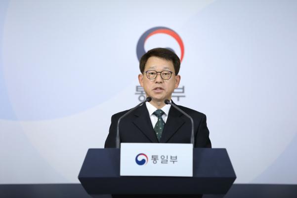 여상기 통일부 대변인./연합뉴스