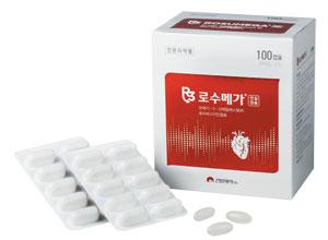 건일제약의 '로수메가 연질캡슐'.
