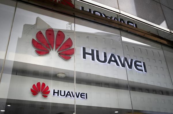 글로벌 1위 통신장비 사업자인 중국 화웨이가 미·중 기술패권 전쟁에서 부각되고 있다. /AP연합뉴스