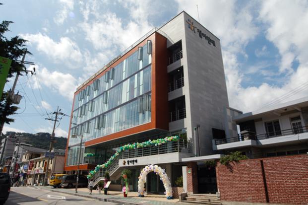 서울 종로구 참여연대 건물. /참여연대 홈페이지 캡처