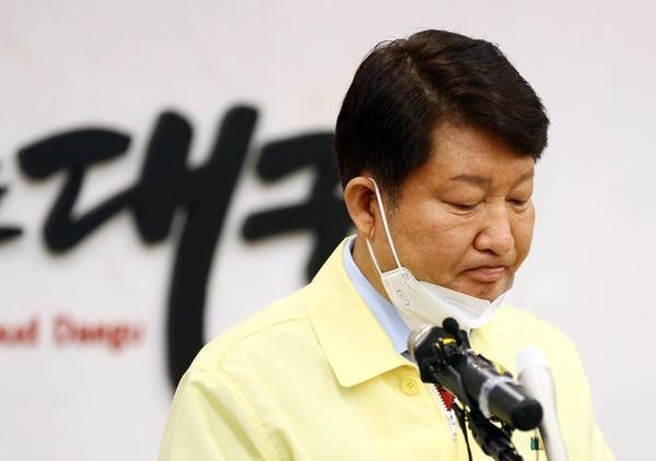권영진 대구시장. /연합뉴스