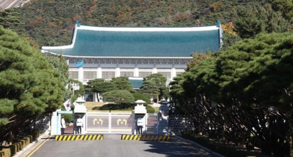 청와대 전경./조선일보DB