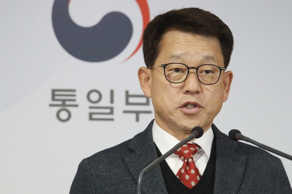 여상기 통일부 대변인 /연합뉴스