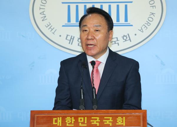 미래통합당 인재영입위원장인 염동열 의원/연합뉴스