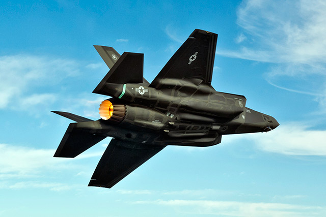 F-35/록히드마틴 제공
