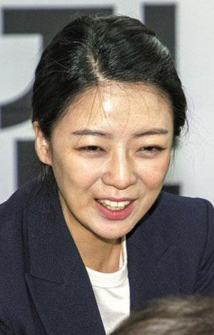배현진 미래통합당 후보
