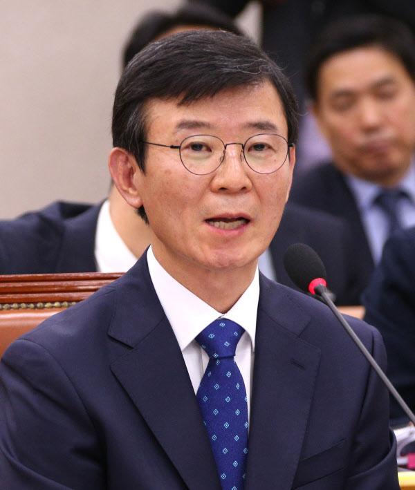 문성혁 해양수산부 장관/조선DB