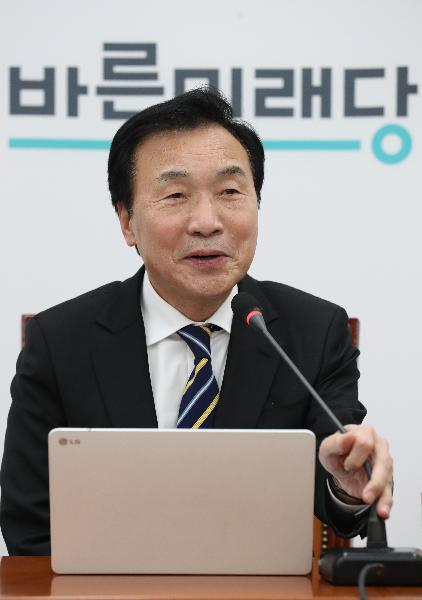 손학규 전 바른미래당 대표./남강호 기자