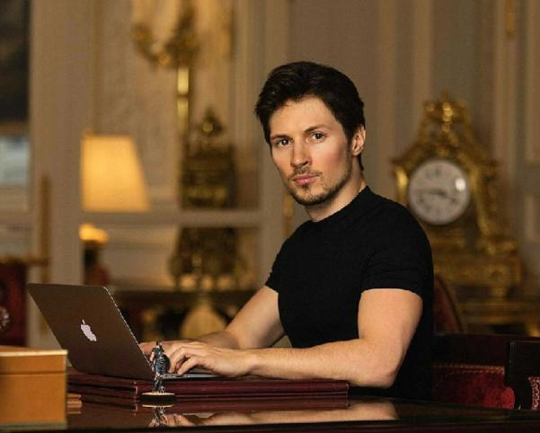 파벨 두로프 텔레그램 최고경영자(CEO)./파벨 두로프 인스타그램