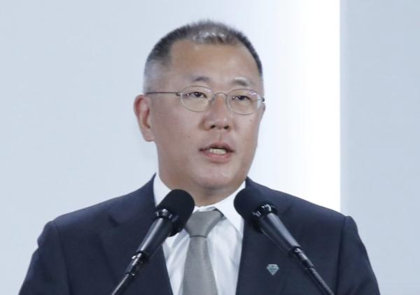 정의선 현대차그룹 수석부회장. /연합뉴스