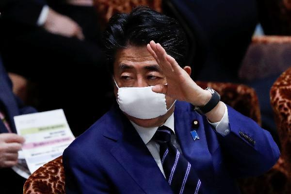 아베신조 일본 총리/연합뉴스