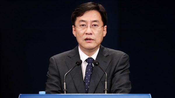 강민석 청와대 대변인/조선닷컴