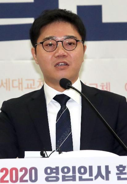 미래한국당 지성호 당선자/조선DB