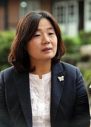 더불어시민당 윤미향 당선자/조선닷컴DB