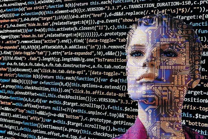 코로나 바이러스 사태로 인해 인공지능을 이용한 화이트칼라 로봇의 확산이 빨라질 전망이다.