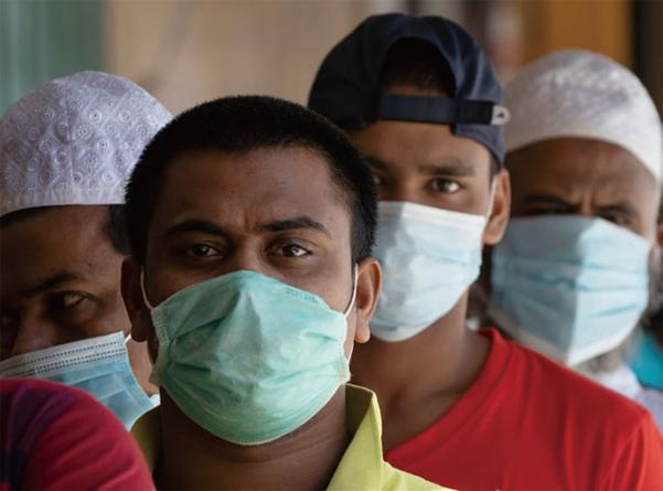 누구나 코로나19에 감염될 수 있으나 사망률은 모든 국가에서 남성이 여성을 능가한다. 각국 통계와 연구 논문이 이를 증명한다./ 연합뉴스