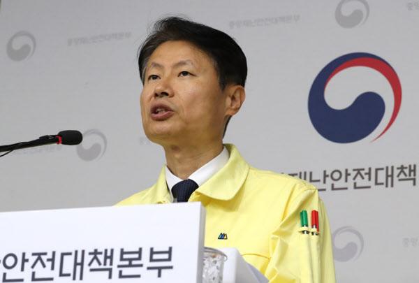 세계보건기구 한국 집행이사로 지명된 김강립 보건복지부 차관/연합뉴스
