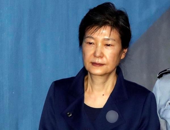 박근혜 전 대통령. /뉴시스