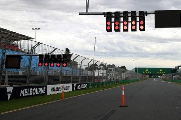지난 3월 오스트레일리아 멜버른에서 열릴 예정이었던 오스트레일리아 그랑프리는 개최 직전 코로나19 때문에 취소됐다. /멜버른로이터연합뉴스
