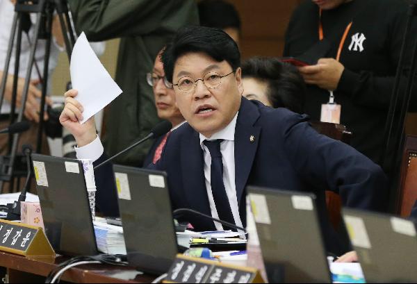 장제원 미래통합당 의원. /오종찬 기자