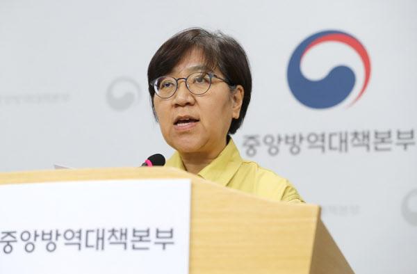 정은경 질병관리본부장 겸 중앙방역대책본부장 /연합뉴스