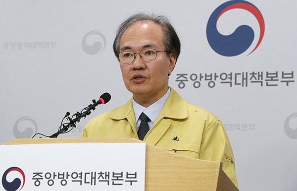 권준욱 중앙방역대책본부 부본부장/연합뉴스