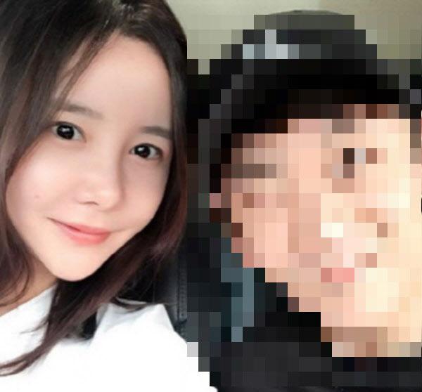 배우 변수미(왼쪽). /인스타그랩 캡쳐