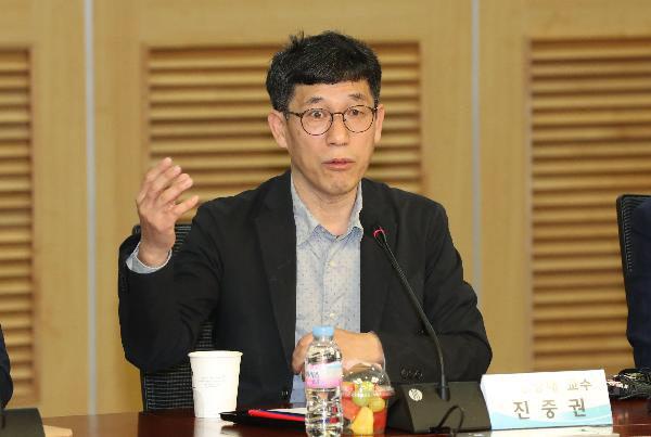 진중권 교수./조선닷컴DB