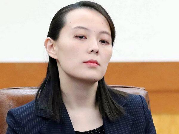 김여정 북한 노동당 제1부부장 /연합뉴스