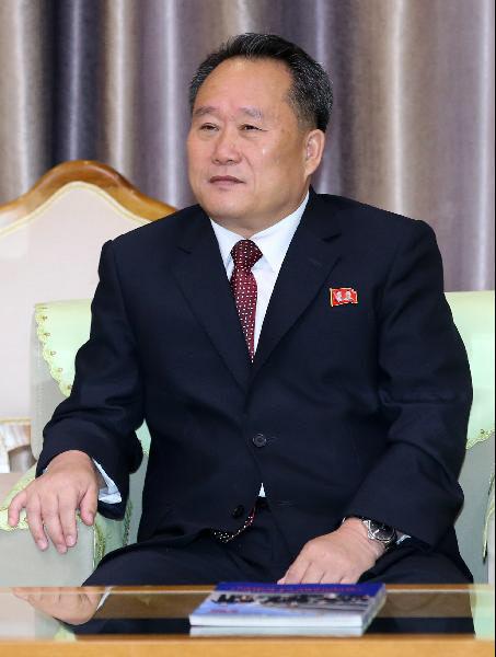 리선권 북한 외무성/조선DB