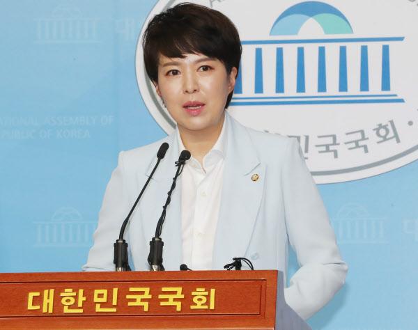 미래통합당 김은혜 대변인. /뉴시스