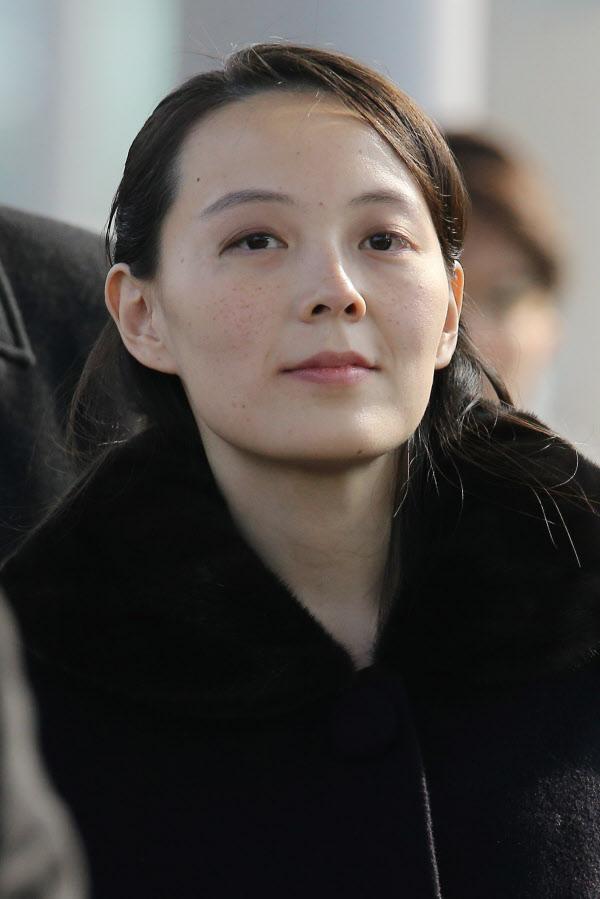 김여정 북한 노동당 제1부부장. /조선DB