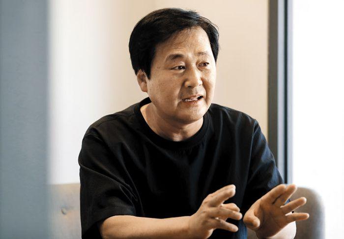 """김성민 대표는 """"김여정이 나서서 대북 전단 문제를 꺼낸 데는 다각적 포석이 깔려있다""""고 말했다."""