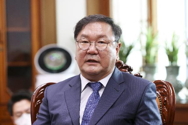 더불어민주당 김태년 원내대표/조선DB