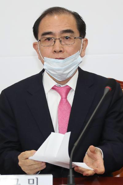 미래통합당 태영호 의원/조선DB