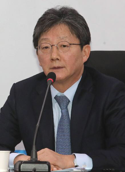미래통합당 유승민 전 의원/이덕훈 기자