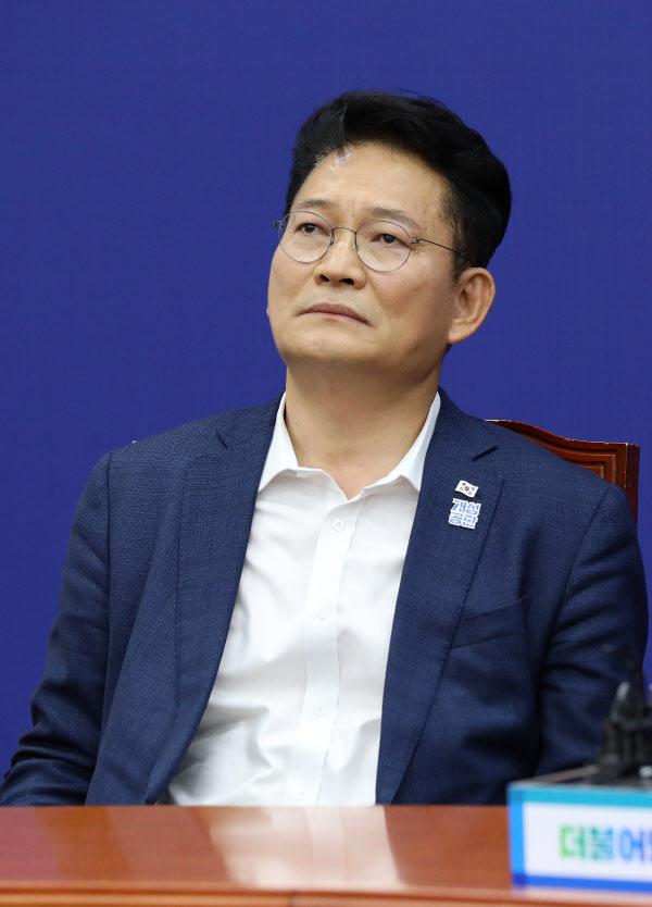 국회 외교통일위원장인 민주당 송영길 의원/뉴시스