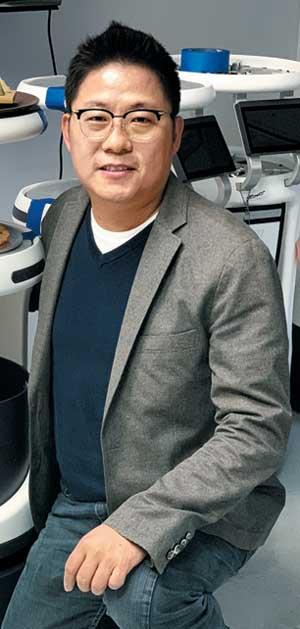 하정우 베어로보틱스 창업자.
