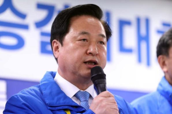 더불어민주당 김두관 의원/연합뉴스