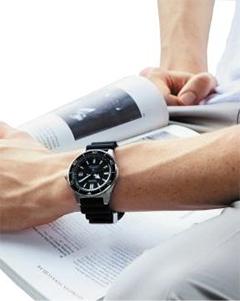 다이버(diver) 시계