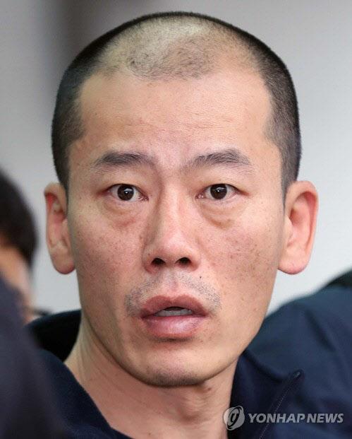 진주방화살인범 안인득./ 연합뉴스