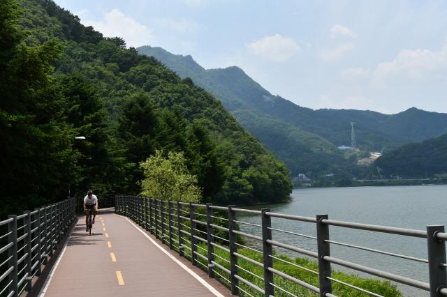 ◇춘천 의암호 자전거길