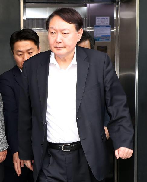 윤석열 검찰총장./조선닷컴DB