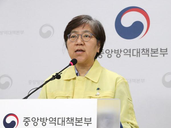 정은경 질병관리본부장/연합뉴스